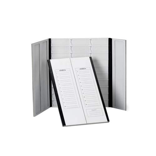 Heathrow HS9930 30-Place Cardboard Slide Tray (Pack of 40)