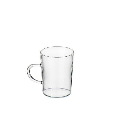 Bohemia Cristal 093 006 023 SIMAX Teegläser konisch ca. 200 ml aus hitzebeständigem Borosilikatglas 6er Set