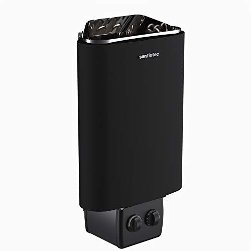 Saunaofen Sentiotec 3,6 kw mit integrierter Steuerung für 230 V oder 400 V