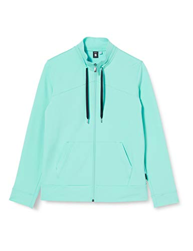 Schneider Sportswear Damen Diadra Jacke, brightmint, 38