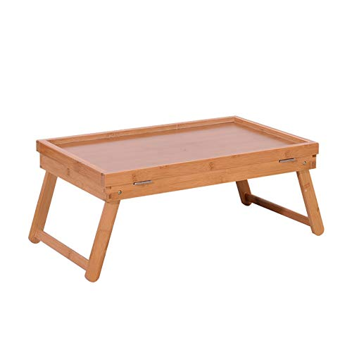 ZS ZHISHANG Table Top Adjustable Dining-table Wood Color