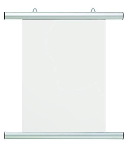 Franken BS1006 - Profilo porta poster, 100 cm, 2 pezzi