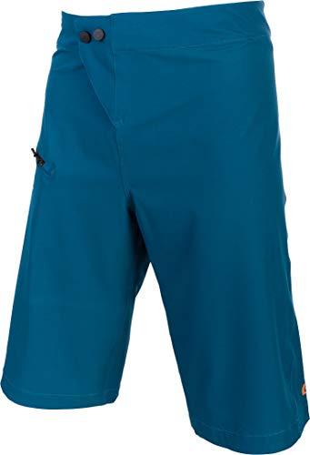 O'Neal | Mountainbike-Pants | MTB Mountain Bike DH Downhill FR Freeride | Breathable, Polyester, Side pocket with zip | Matrix Shorts | Adult | Petrol Orange | Size 28