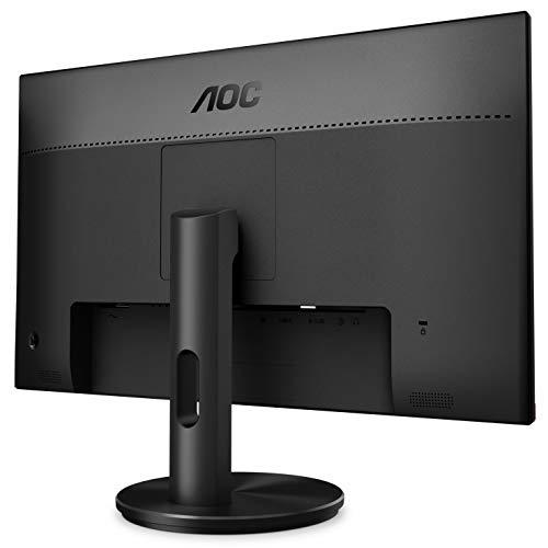 AOC Gaming G2590FX - 25 Zoll FHD Monitor, 144 Hz, 1ms, FreeSync Premium (1920x1080, HDMI, DisplayPort) schwarz/rot