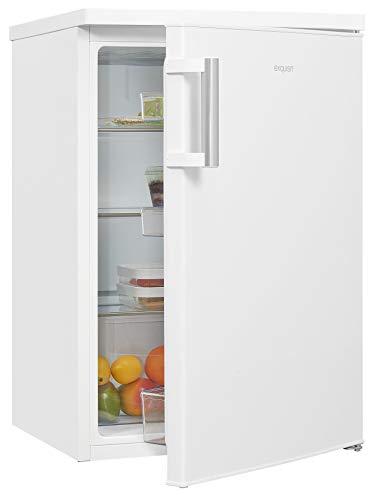 Exquisit Kühlschrank KS16-V-H-010D weiss | Standgerät | 134 l Volumen | Weiß