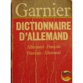 Allemand-français-poche