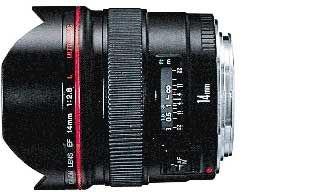Canon EF-L USM 2,8/14 CPS Objektiv