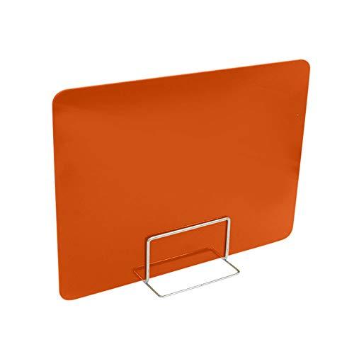 Pantalla Protección Mostrador, Divisor De Escritorio De Plexiglás Portátil Panel De Privacidad De Escritorio De Partición De Oficina Para Escritorio Escritorio De Recepción...