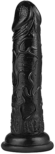 Thick Big Long Size 6 inch Ð'ild'os for Sẹx Women for Women Black and Flesh Color Ðịdlọ