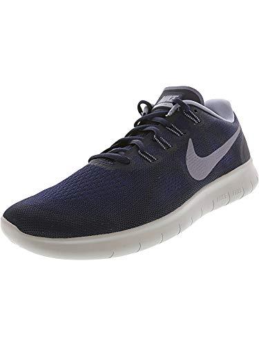 Nike Men's Free Rn 2017 Binary Blue/Dark Sky Ankle-High Running Shoe - 8.5M