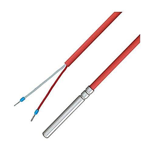 NTC 10KOHM - Sensor de temperatura con cable de silicona hasta 200 °C, 3 metros