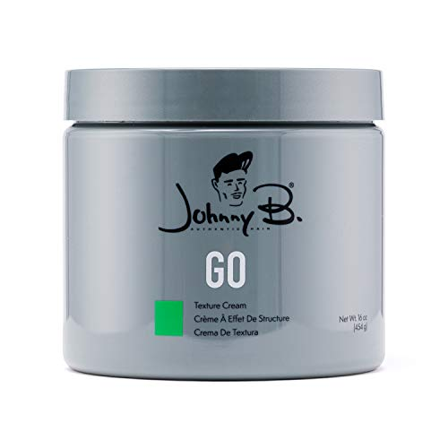 JOHNNY B. Go Texture Cream, 16 oz