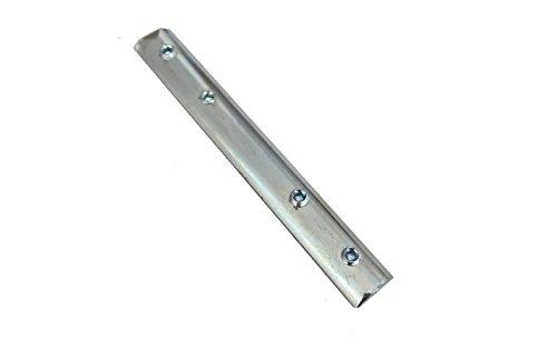 iso-design Verbinder für Gardinenschienen - Set 2