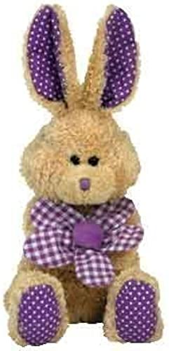 TY Beanie Baby - PETUNIA the Bunny (Hallmark Gold Crown Exclusive) by Ty