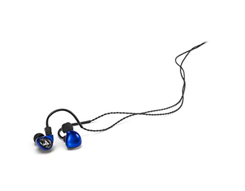 Astell & Kern Billie Jean - Auriculares de Diadema, Color Azul Billie Jean Azul