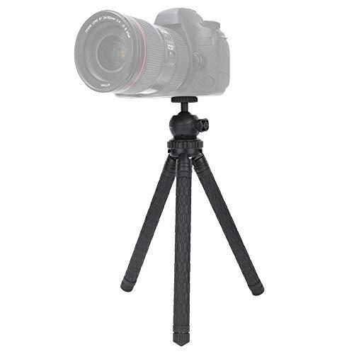 Intrekbaar Mini Desktop Statief, 30-114 CM Portable Flexible Desktop Support Bracket, Selfie Stick Holder with Ball head Ondersteunt 360 ° Rotation & 90 ° Tilt voor Gopro Motion Camera Mobiele Telefoo
