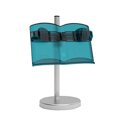 卓上 ブックスタンド 書見台 ハンズフリー 読書スタンド 机上 高さ調整 角度調整 筆記台 本立て アーム式 ブックホルダー 無段階調整 読書台