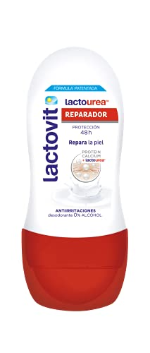 Lactovit Deodorant Reparador Lacto-urea 50 ml 1.7 FL Oz