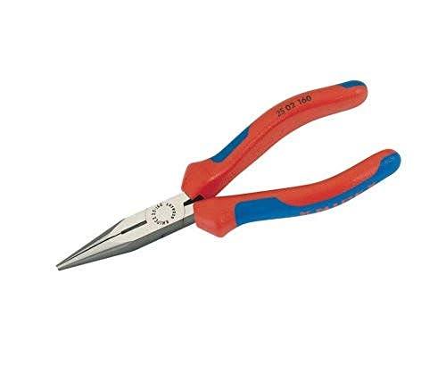 Knipex 49171 140 mm Pince à bec long – Poignées robuste