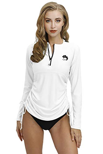 BesserBay Damen UV Tshirt Rash Guard...