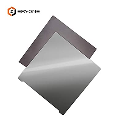 ERYONE Maflex Upgrade Magnetic Flexible 3D Printing Build Surface with Sticker for 3D Printer 235 * 235mm