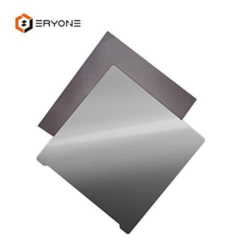 ERYONE Magnetische Fflexible PEI-Druckoberfläche für 3D Druckerplattform, 235 * 235mm
