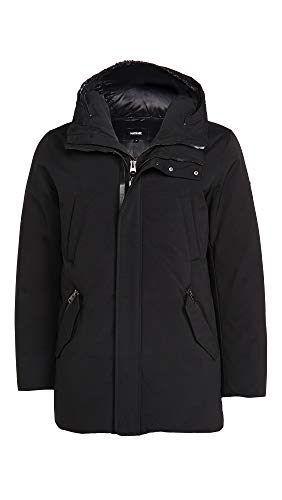 Dixon Hooded Down Jacket