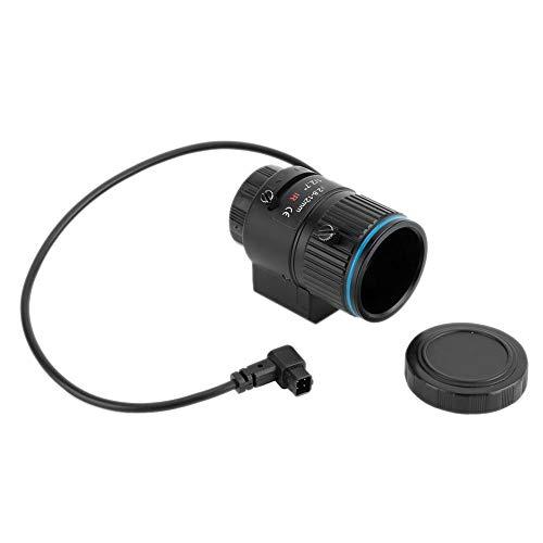 BTIHCEUOT 5MP HD Auto Aperture Zoom Objektiv 2.8-12mm Brennweite Ersatz für Überwachungskamera