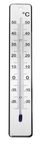 chg 9439-02 Thermometer Länge: 28 cm Breite: 4,5 cm