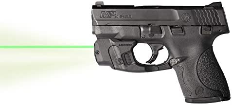 LaserMax Centerfire Light Laser Green CF SHIELD C G With GripSense For Use On Smith Wesson Shield product image
