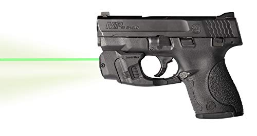 LaserMax Centerfire Light/Laser Green CFSHIELDCG With GripSense For Use On Smith amp Wesson Shield 9mm/40