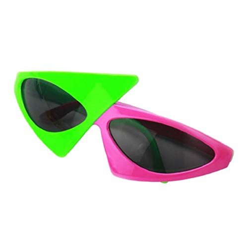 Baoblaze Lustige Partybrille Spaßbrille Sonnenbrille Mottobrille Karneval Fasching Halloween Kostüm Selfie-Requisit - Roy