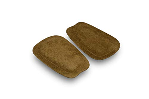 pedag Supra Tongue Shoe Pad | Soft Leather and Memory Foam Shoe Padding - German Handmade, Small/Medium
