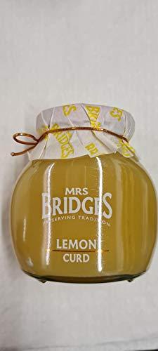 Lemon Curd 340g Mrs Bridges adecuado para dietas vegetarianas y