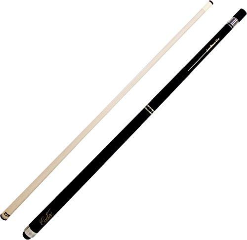 Cuetec CT296 - Black Finish Break Jump Separated Ring Pool Cue Stick
