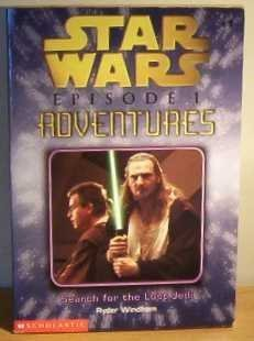 Search for the Lost Jedi - Book  of the Star Wars Legends