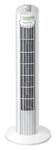 Taurus tf780–Ventilatore a torre, colore: bianco Con controllo remoto bianco