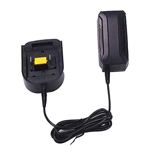 ZRNG Cargador de reemplazo Ajuste para Makita BL1430 BL1830 14.4V 18V Litio Cargador de batería de Litio Versión de Enchufe de la UE Diseño Compacto Fácil de Transportar