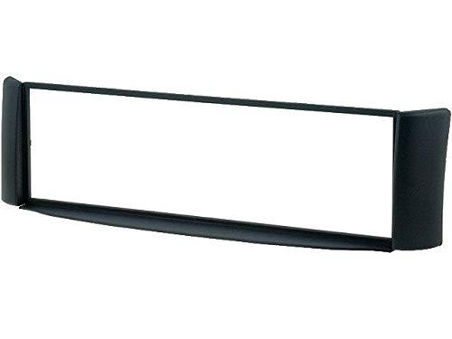 Facade Autoradio FA071F compatible avec Smart ForTwo - noir