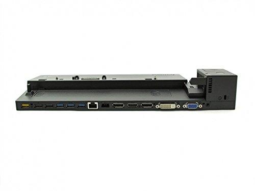 Lenovo Docking Station inkl. Netzteil (90W) Ultra Dock Original ThinkPad X260 (20F5/20F6) Serie (Generalüberholt)