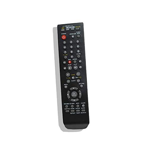 Sccavve Replacement Remote Control for Samsung AK59-00084A DVD-VR375...