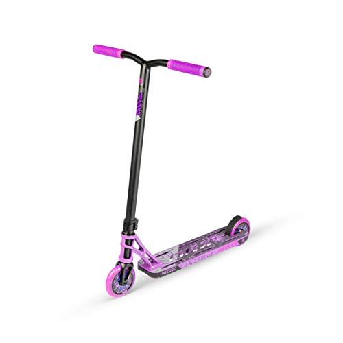 MADD MGP Gear MGX Freestyle Stunt Scooter Pro - Patinete para acrobacias (lila/rosa)