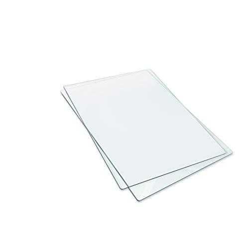 Sizzix Big Shot Pro Accessori-Cutting Pad, Standard, 1 Paio Pepe Jeans GrAccesorio Plusains, Plastic, Blanco, 6x31.1x36.1 cm