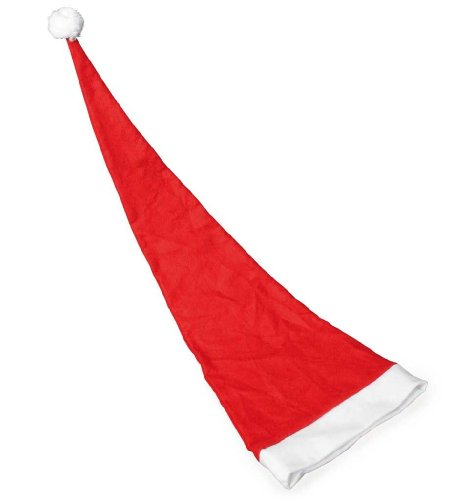 100 cm de long senti le chapeau de Santa