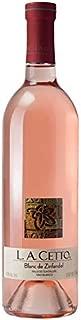 Vino Rosado L.A. Cetto Blanc De Zinfandel 750 Ml