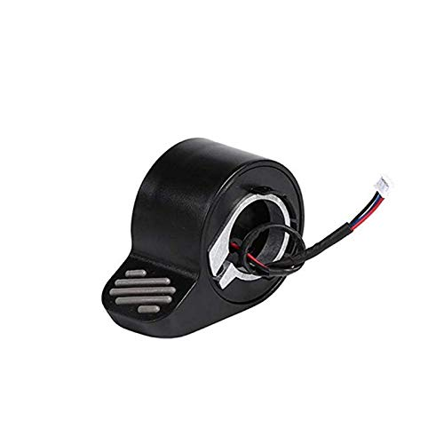 bysonice Accesorios de Freno de Scooter eléctrico portátil Freno eléctrico Original con Color Negro para Ninebot ES1 ES2 ES3 ES4