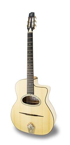 APC Instruments JMD200 MPL Jazz Gitarre