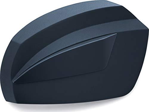Kuryakyn Speedform Air Cleaner Cover for Milwaukee-Eight, Satin Black