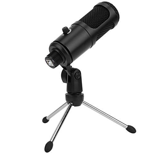 Pwshymi Accesorio de computadora Robusto para micrófono para transmisión en Vivo para Cantantes