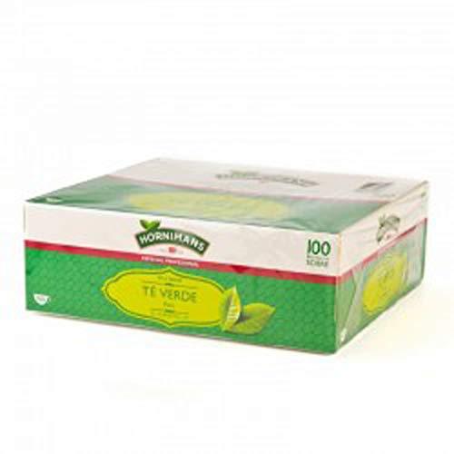Hornimans - T Verde - Puro - 100 bolsitas - [pack de 2]